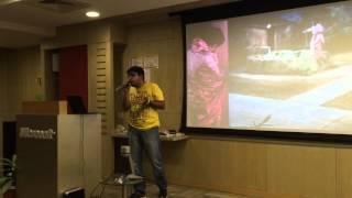 Thakida Thadhimi - Karaoke By Siva