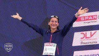 Berlin 2018 : L'émouvant podium de Clémence Calvin