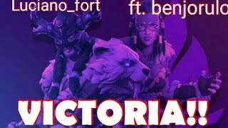 Victoria en MODO ARENA [DUO CON BENJORULO]