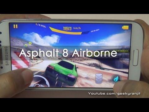 Asphalt 8 Airborne Gameplay & Review