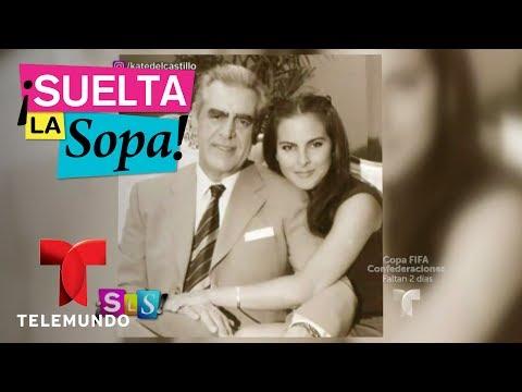 Eric del Castillo cuenta cómo Kate le dijo que quería ser actriz | Suelta La Sopa | Entretenimiento