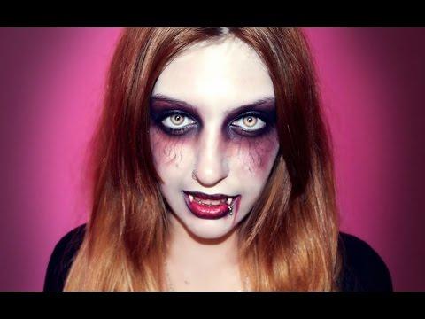 vampiresa maquillaje