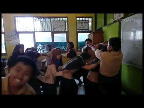 Permainan Tradisional Sunda Oray Orayan Youtube