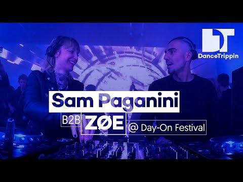 Sam Paganini b2b ZØE | Day-On Festival DJ Set | DanceTrippin