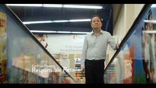 people of fairprice Responsible Retailer