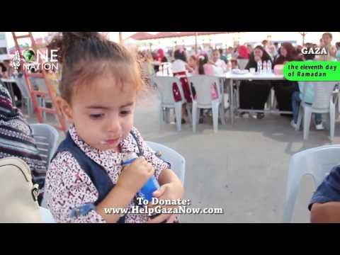 Ramadan in Gaza - 6th June 2017