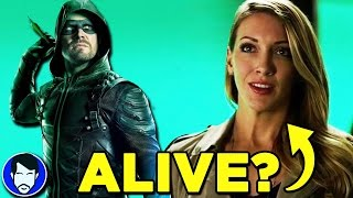 How is Laurel Lance Alive? | Arrow Season 5 Theory