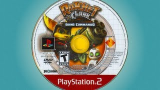 Ratchet and Clank 2 Soundtrack - Planet Endako: Megopolis