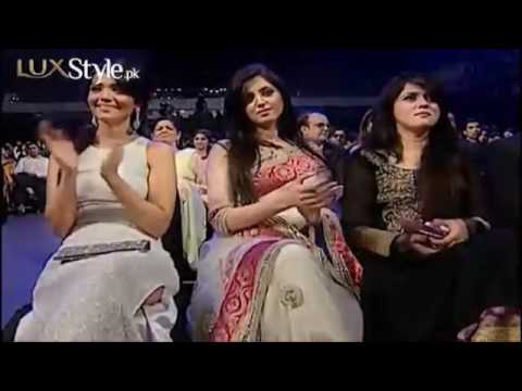 Atif Aslam Performs at 12th Lux Style Awards 2013
