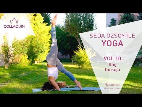 Seda Özsoy İle Yoga | Vol 10 | Baş Duruşu