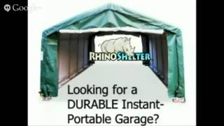 Amazon Instant Garages | Portable Carports