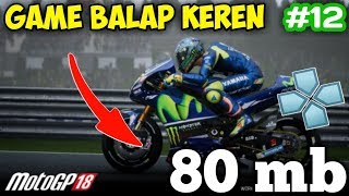 Gambar cover MotoGP 18 (mini size) | game PPSSPP #12