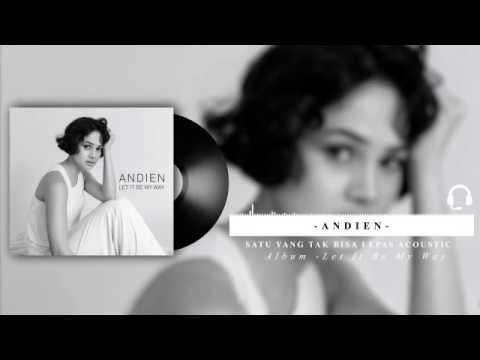 Andien - Satu Yang Tak Bisa Lepas acoustic (Audio Visualizer)