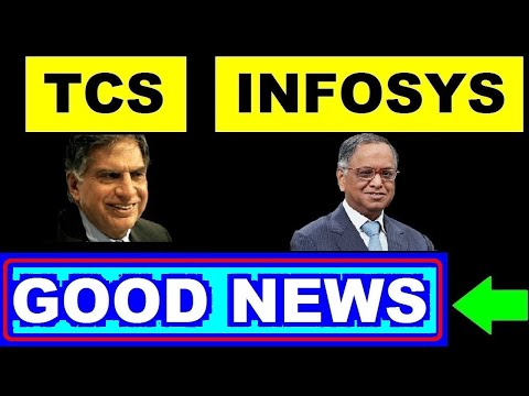 TCS , Infosys ( GOOD NEWS 😱 )   Stock Market Today's Latest News & Updates In Hindi By SMkC