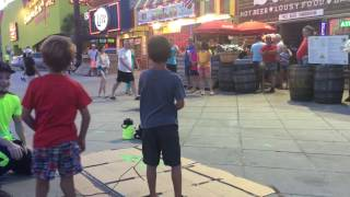 7 year old American/Vietnamese Boy singing One Direction's Drag Me Down.