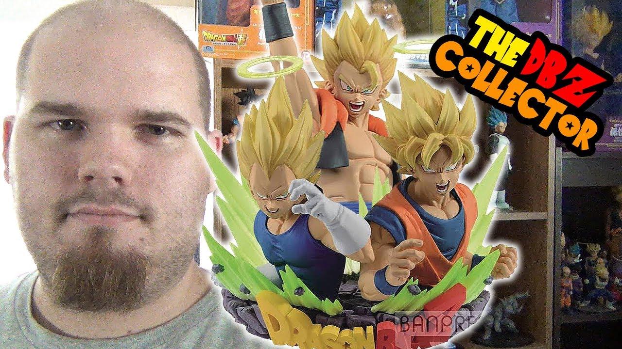 Dragon Ball Z Com Figuration Super Saiyan Gogeta