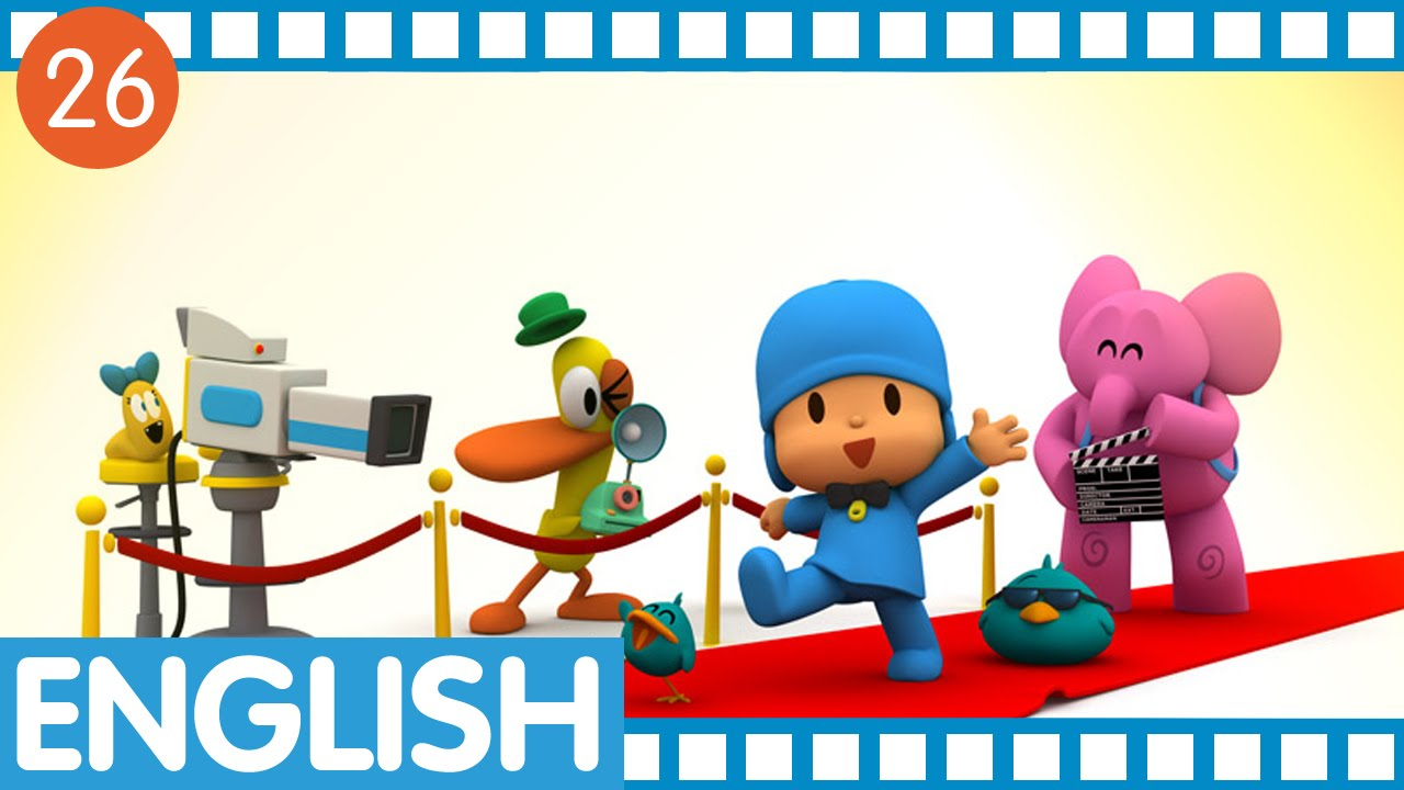pocoyo in english session 26 ep 49 52 youtube. Black Bedroom Furniture Sets. Home Design Ideas