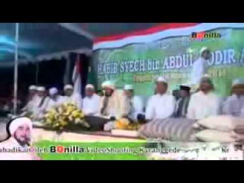 Karanggede Bersholawat bersama Habib Syech   Duhai Nabi Pujaan