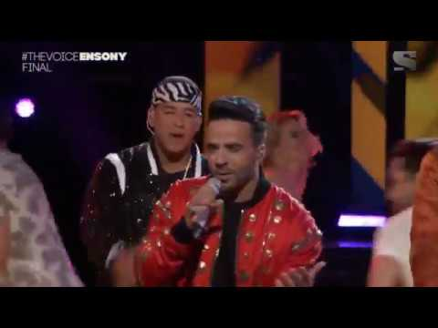 "Thumbnail: The Voice 2017 - Luis Fonsi ft. Daddy Yankee ""Despacito"""
