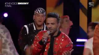 The Voice 2017 Luis Fonsi ft Daddy Yankee 34