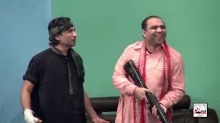 BADMASH MOUCHI - QAISAR PIYA - PAKISTANI STAGE DRAMA FULL COMEDY CLIP
