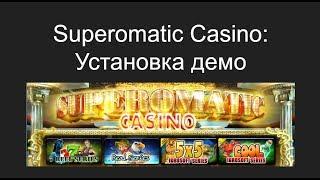 Казино супероматик играть онлайн уно картами играть