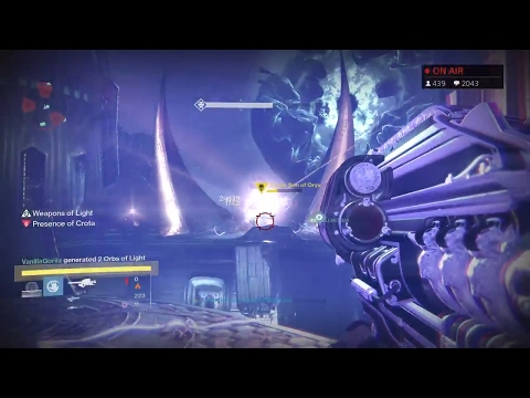 100 CROTA'S END CHALLENGE SUBSCRIBER CARRY COMPLETIONS!