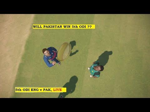 Download LIVE - WILL PAKISTAN WIN 5th ODI ENG V PAK 2019
