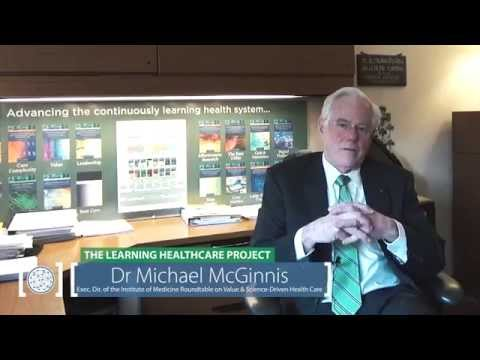 Dr Michael McGinnis Interview