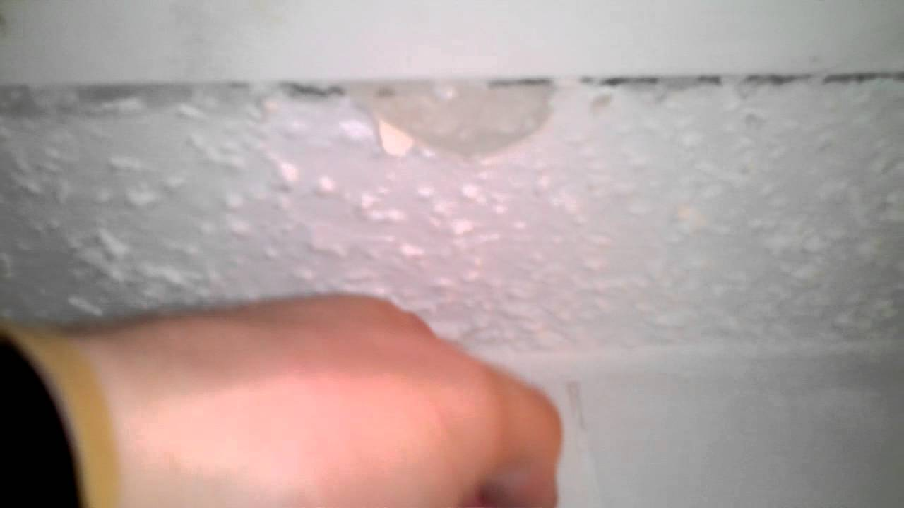 mold, rust, paint peeling in shower - youtube