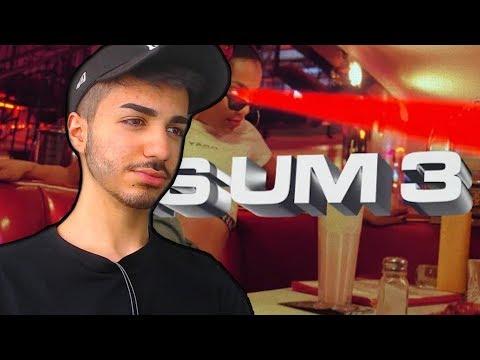 Nimos Riesenbild 😂 KALIM feat. NIMO - bis um 3 (prod. by Bawer & DTP) - Reaction