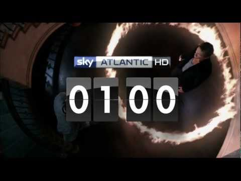 Sky Atlantic HD Germany The Countdown To Launch ( 5 minutes ) 1080p