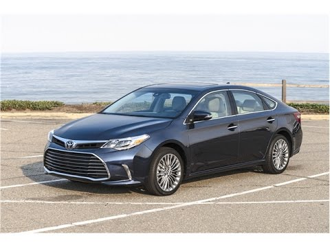 Toyota Avalon 2017 Car Review