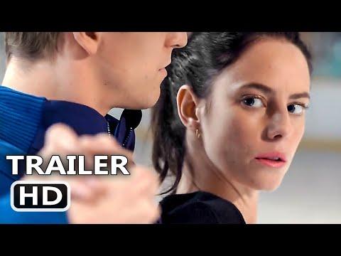 SPINNING OUT Trailer (2020) Kaya Scodelario, Ice Skating, Netflix Series