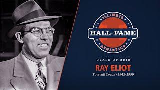Ray Eliot - 2018 Illinois Athletics Hall of Fame
