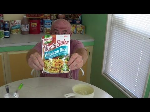 Knorr Fiesta Sides Mexican Rice Review