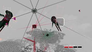 Rez Infinite (PS4) Area 5-100%\Ending: Pink Butterfly