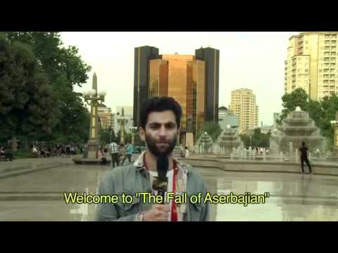 Gay iranian journalist's adventures in Azerbaijan