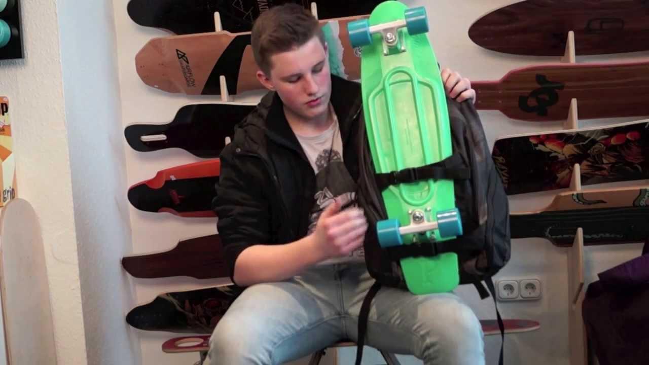 Longboarding / Skateboarding: Ogio x Trap LUCAS Rucksack Backpack ...