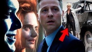 Gotham Temporada 5 Trailer Review BATMAN SALTO TEMPORAL 10 AÑOS, JOKER, HARLEY QUINN y Más!