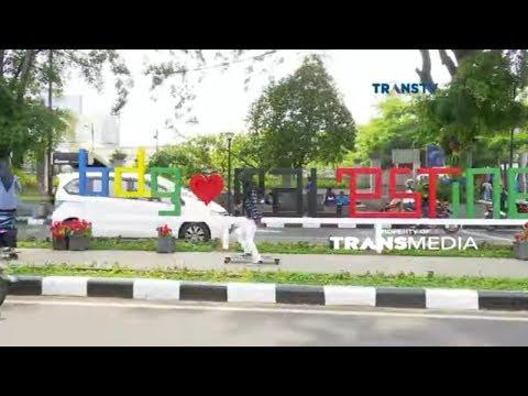 Taman Palestine Walk Di Bandung