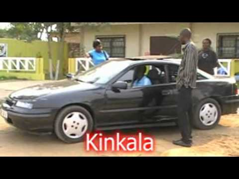 Kinkala (Congo) - Marché et Quartier Vindza
