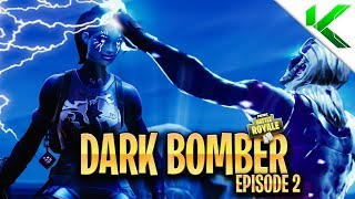 HOW BRITE BOMBER BECAME DARK BOMBER! (DARK BOMBER NEW SKIN) | A Fortnite Short Film