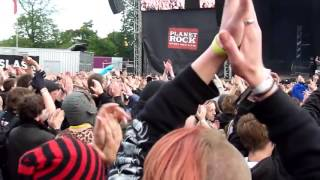 Killswitch Engage My Curse Live in [HD] @ Download Festival 2012