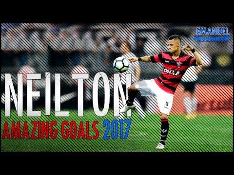 Neilton ● Amazing Goals & Assists ● Vitoria ● 2017 ● HD ●