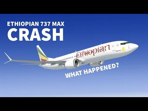 Ethiopian 737 MAX Crash - What Happened?