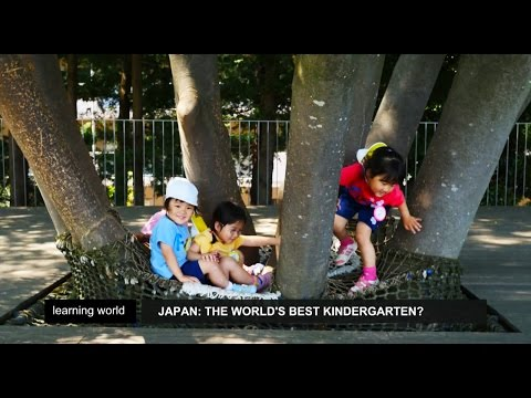 Better space, better education? Japan's alternative kindergarten (Learning World: S5E41, 1/3)