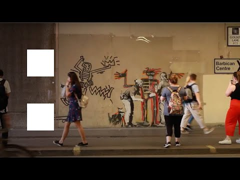 Who is Banksy? // Emily Allen, Summer: Journalism