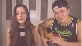 Matheus & Kauan - A Rosa E O Beija Flor (Mariana Nolasco part. Whindersson Nunes Cover) (LETRA)