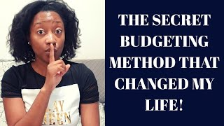 My Secret Budgeting Method That Changed My Life! | Budget With Me March 2019  KeAmber Vaughn